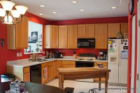 wall color ideas oak: epic kitchen wall color ideas with oak cabinets  with kitchen wall color ideas with oak