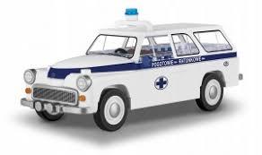 """Пластиковый <b>конструктор COBI</b> """"Warszawa 223K <b>Ambulance</b> ..."""