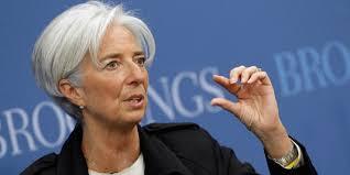Resultado de imagem para Christine Lagarde
