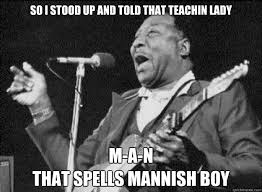 Muddy Waters memes | quickmeme via Relatably.com