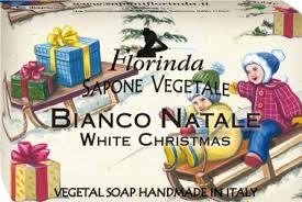<b>Мыло Florinda</b> Merry Christmas <b>Bianco Natale</b> 100г — купить ...
