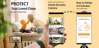 Alfred Home Security Camera: Baby Monitor & Webcam - Apps on ...