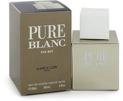 <b>Pure</b> Blanc Cologne by <b>Karen Low</b> | FragranceX.com