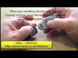 <b>Universal</b> Cloning Electric Gate Garage Door Remote Control <b>Key</b> ...