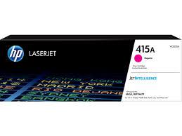 Оригинальный лазерный <b>картридж HP LaserJet 415A</b>, пурпурный ...