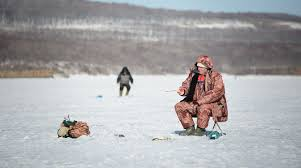 <b>Ice fishing</b>