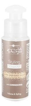 Моделирующая <b>пудра</b> для волос Inimitable <b>Style Styling Powder</b> 5г ...