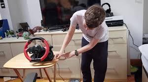<b>Speedlink Trailblazer Racing Wheel</b> Review - YouTube