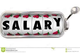 salary slot machine wheels dials job income pay earnings stock salary slot machine wheels dials job income pay earnings