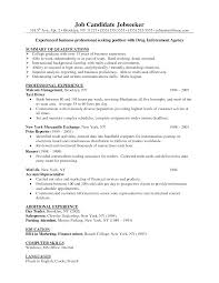 s and marketing qualifications resume marketing s executive resume example