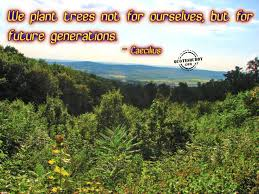 Arbor Day Quotes Graphics - Page 2