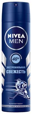 Купить Антиперспирант спрей <b>Nivea Men Экстремальная</b> ...