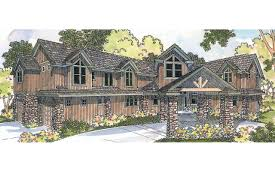 Lodge Style House Plans   Lodge House Plans   Lodge Style Home    Bentonville