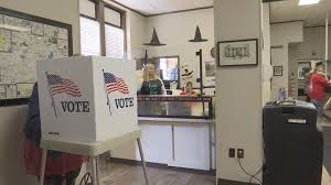 Neighbors take advantage of first day of <b>early</b> voting in <b>Graves</b> County