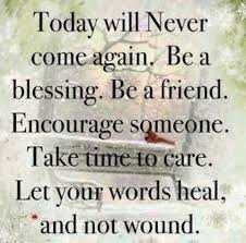 be-a-blessing-encouraging-quotes1.jpg?93df17 via Relatably.com