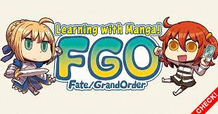 <b>Learning with</b> Manga!<b>Fate</b>/<b>Grand Order</b>