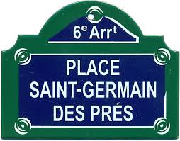 Image result for images of street signs in paris