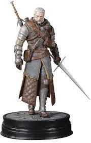 <b>Фигурка Ведьмак</b> 3: Дикая Охота - Geralt Grandmaster Ursine (24 см)