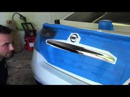 How To Paint Your BMW <b>Chrome Window</b> Trim Gloss Black ...