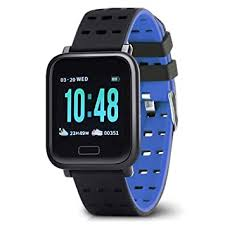 <b>Gocomma A6</b> Smart Watch Heart Rate Monitor for Android: Amazon ...