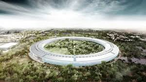 apples new headquarters in cupertino youtube apple office