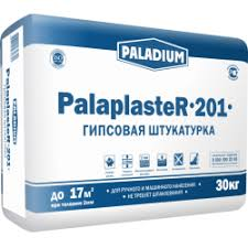 Отзывы о <b>Гипсовая штукатурка Paladium</b> PalaplasteR-201