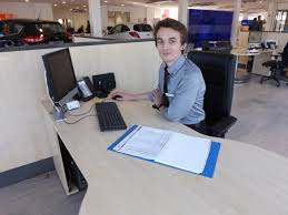 trainee s executive matthew motoring ahead at busseys trainee s executive