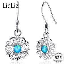 Aliexpress.com : Buy <b>LicLiz 925 Sterling Silver</b> Flower Dangle ...