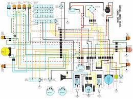 cbf wiring diagram honda cb350 wiring diagram honda wiring diagrams online