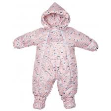 <b>Forest Комбинезон</b> зимний-трансформер Pink Kitty - Акушерство ...