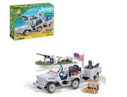 <b>Конструктор COBI Jeep</b> Willys MB Navy - купить в интернет ...
