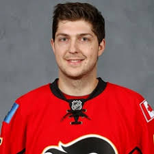 Brett Carson. Image: NHL - brett_carson_calgary