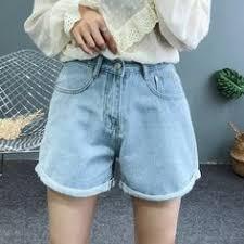 goplus summer shorts women high waist solid spodenki damskie elastic beach bow tie casual loose womens c7497