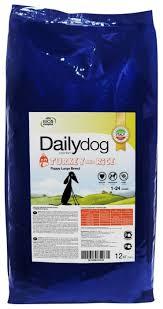 Купить <b>Корм</b> для собак <b>Dailydog</b> (12 кг) <b>Puppy</b> Large Breed turkey ...