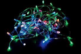 <b>Светодиодная гирлянда Feron</b> CL02 <b>линейная</b> 2м +1.5м 230V ...
