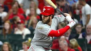 Phillies' Bryce Harper working his way out of his slump with a grand ...