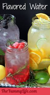 <b>Naturally</b> Flavored Water