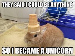 Unicorn memes | quickmeme via Relatably.com
