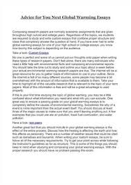 essay on global warming cause and effect cause amp effect essay global warming   scholar advisor