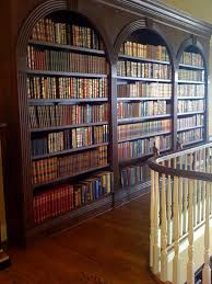 splendid decorating ideas for bookshelf design plans awesome dark cherry wood free standing symmetrical shelves awesome home library furniture