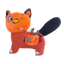 Мягкая игрушка <b>Gulliver Кот хулиган</b> (<b>оранжевый</b>)
