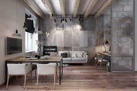 Дизайн В <b>Стиле</b> Лофт: 170+ (Фото) Гостиной/Кухни/Спальни ...