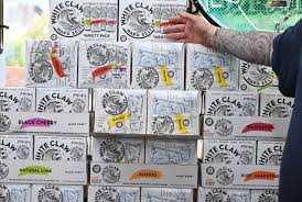 How <b>White Claw</b> and the hard seltzer craze are taking on beer
