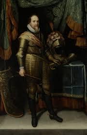 Porträt Moritz von Oranien