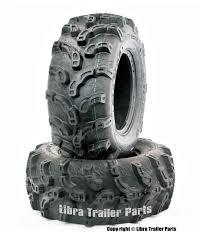 Set of 2 New Premium <b>WANDA</b> ATV/UTV Tires <b>26x12</b>-12 26X12X12 ...