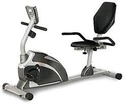 EXERPEUTIC 900XL Recumbent Exercise Bike with ... - Amazon.com