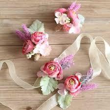 Two-Minute Corsages | Свадьба платье, прическа и маникюр для ...