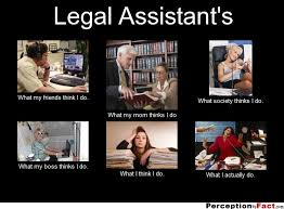 Legal Assistant's... - What people think I do, what I really do ... via Relatably.com