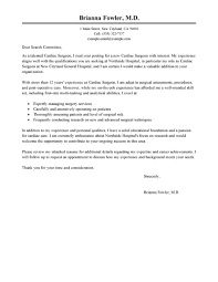 best surgeon cover letter examples   livecareersurgeon cover letter examples
