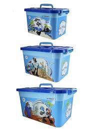 Детский набор <b>контейнеров для хранения</b> 3шт Союзмультфильм ...